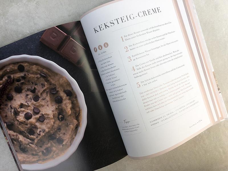 """Keksteig-Creme Rezept aus """"You deserve this"""""""