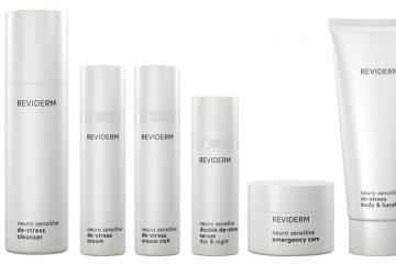 REVIDERM Gesichtspflege für neuro sensible Haut