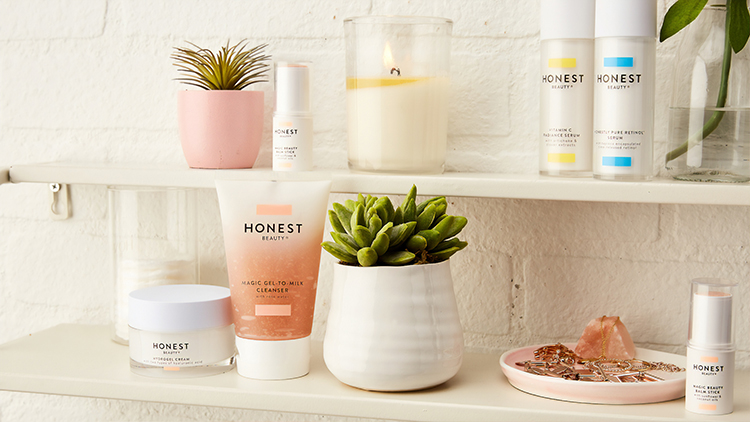 Triple Cleansing Gesichtsreinigungsprodukte von Honest Beauty