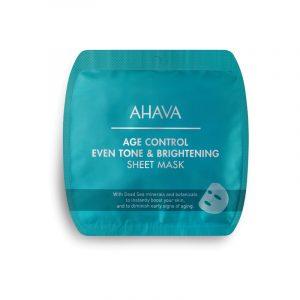 Anti-Aging Sheetmaske von AHAVA