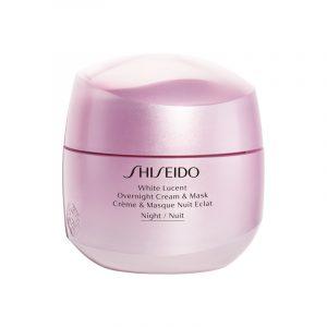 Shiseido Nachtcreme -und Maske