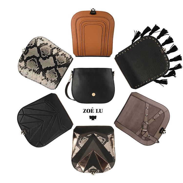 Taschensortiment von Zoé Lu