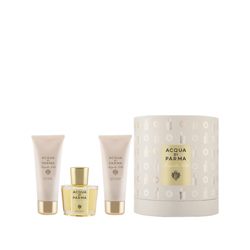 Beauty Weihnachtsgeschenke Acqua di Parma weißes Set