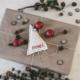 kreativ verpacktes weihnachtsgeschenk