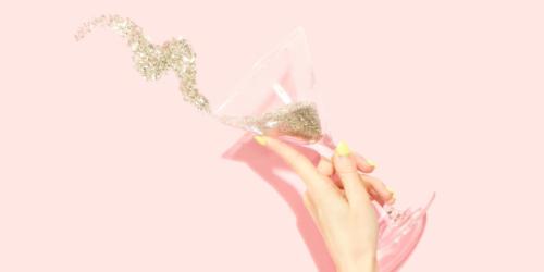 glass konfetti
