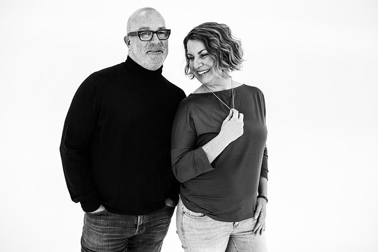 Innersense Gründer Greg und Joanne