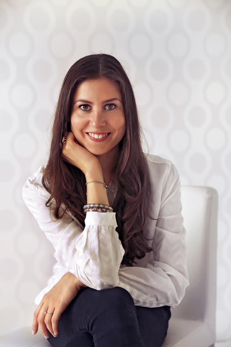 Skincare-Gründerin Lioba Keller