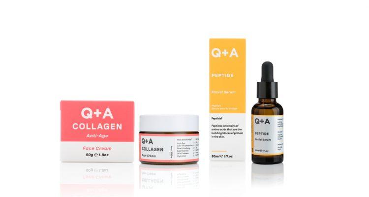 Q+A Anti-Ageing Produkte