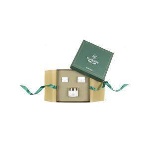 Weihnachtsgeschenk Naturkosmetik Set von Pharmos
