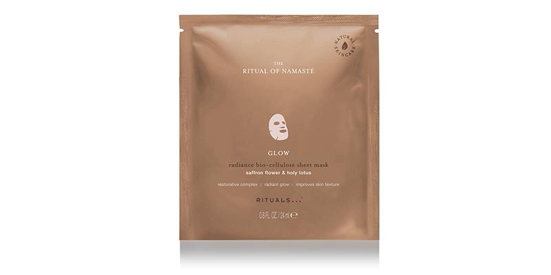 RITUALS Produktbild The Ritual of Namasté GLOW Sheet Mask
