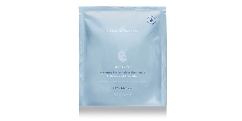 RITUALS Produktbild The Ritual of Namasté HYDRATE Sheet Mask