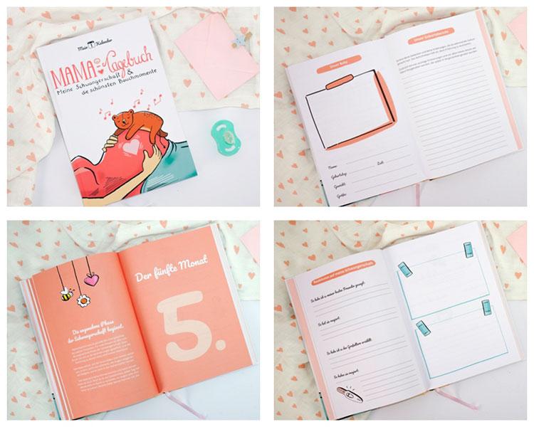mama tagebuch mein1 kalender collage