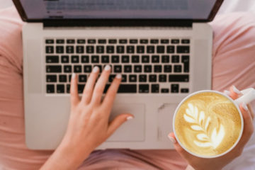 Home Office and Coffee