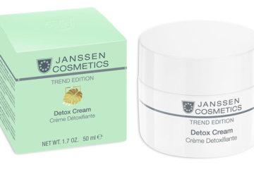 Produktbild Janssen Cosmetics Detox Cream
