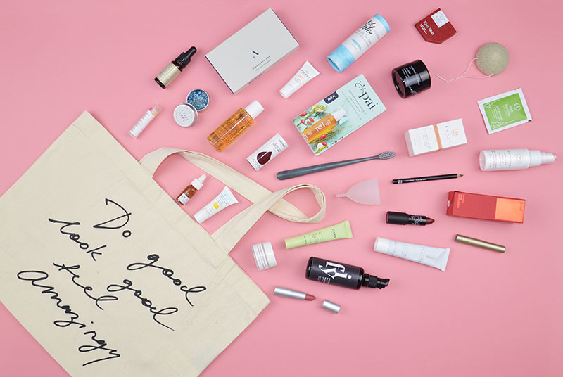 charity beauty box