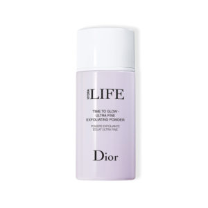 dior life hydra exfoliating powder