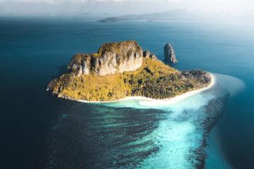 island cake torteninsel