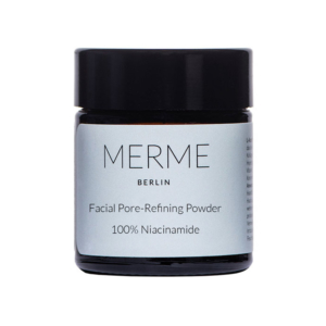 pore refining powder von merme berlin