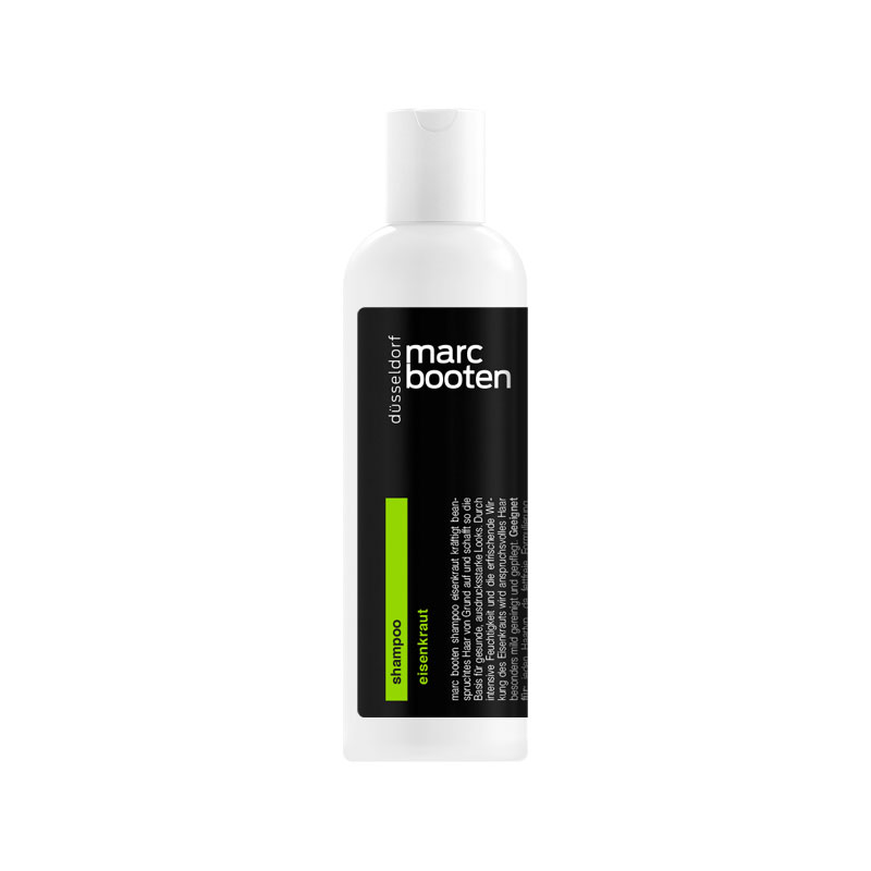 marc booten eisenkraut shampoo