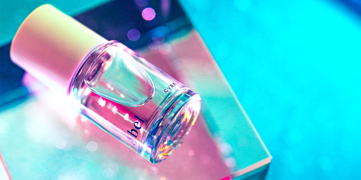 abel cyan nori parfum