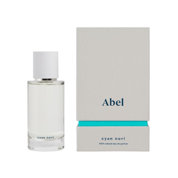 abel cyan nori parfum freisteller