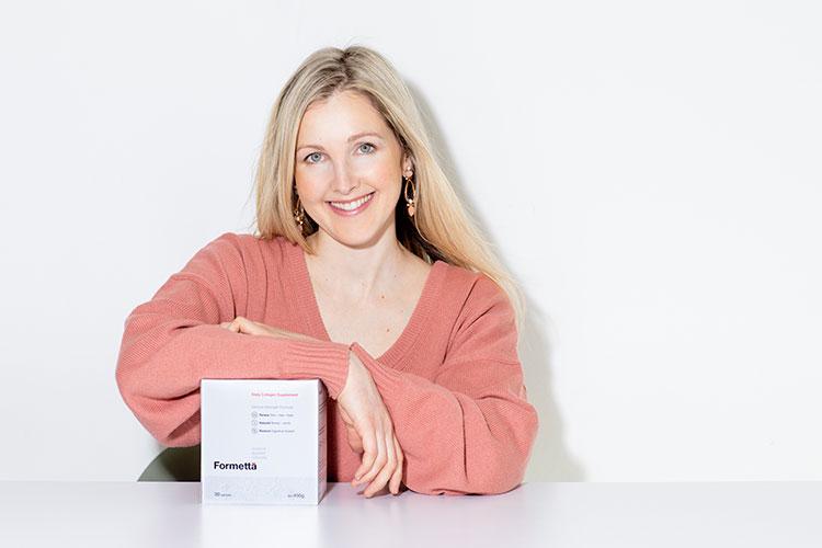 FORMETTA Dr. Vanessa Craig Portrait mit Box