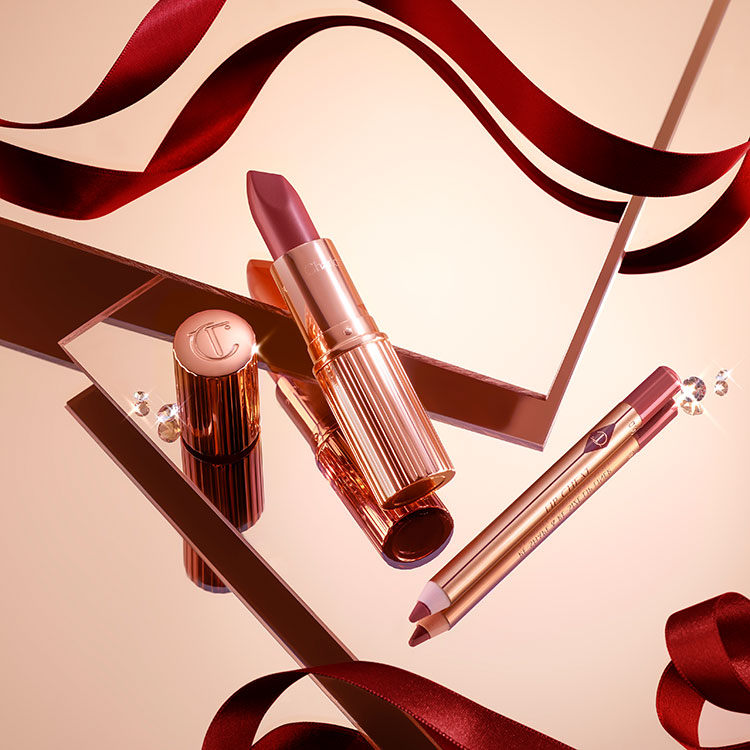 Charlotte Tilbury Walk Of No Shame Lip Duo