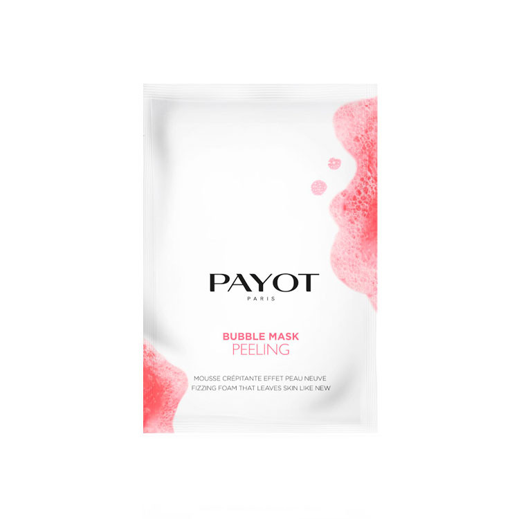 bubble mask front payot