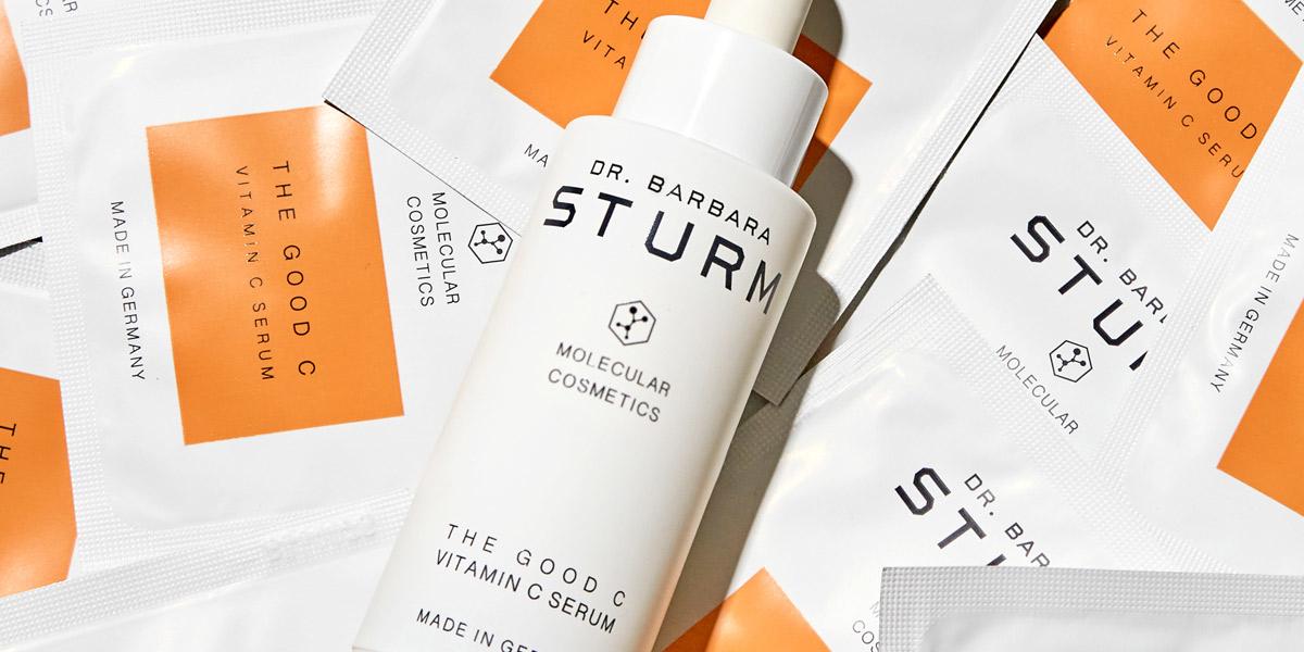 vitamin c serum von dr barbara sturm