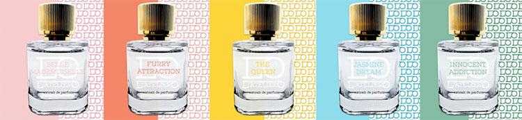 lateliero parfums front