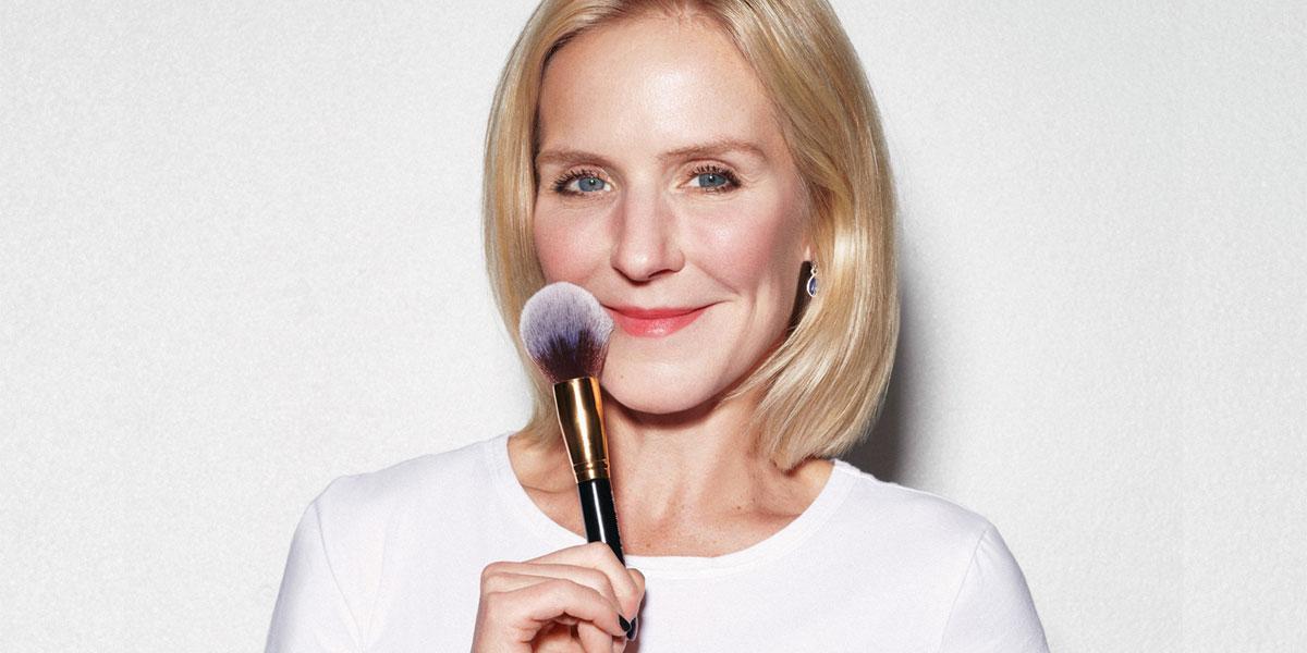 loni baur make-up trends