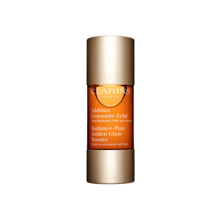 self tanning drops clarins