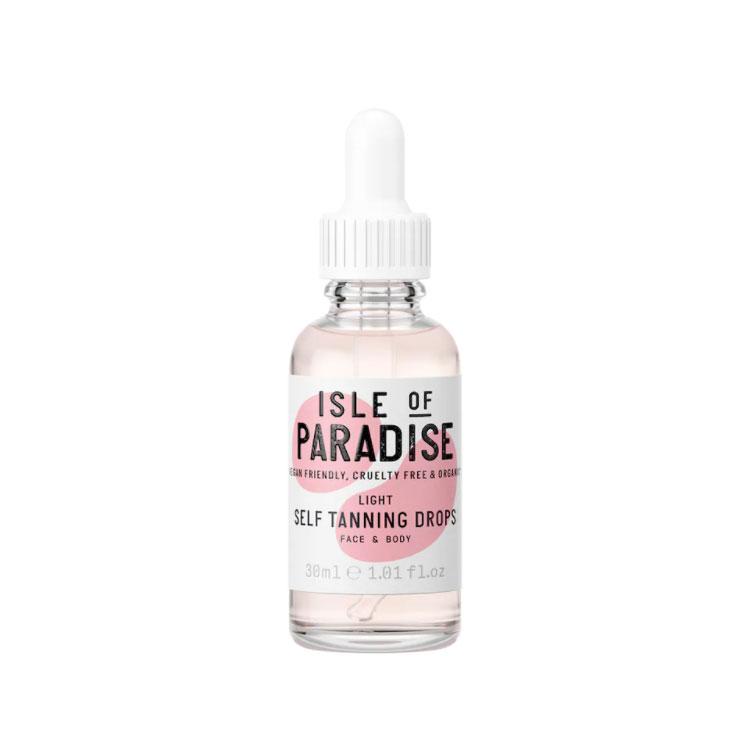 self tanning drops isle of paradise