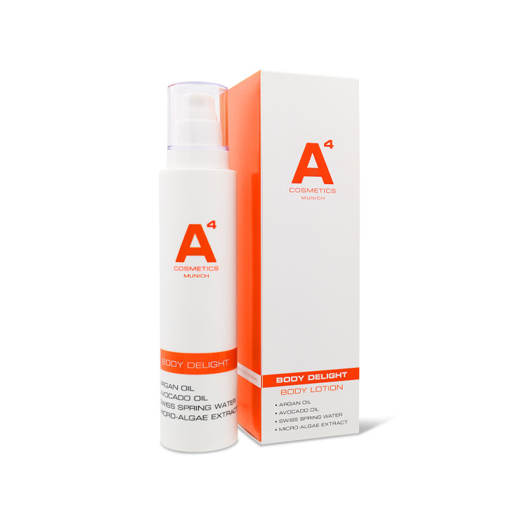 a4 cosmetic body lotion