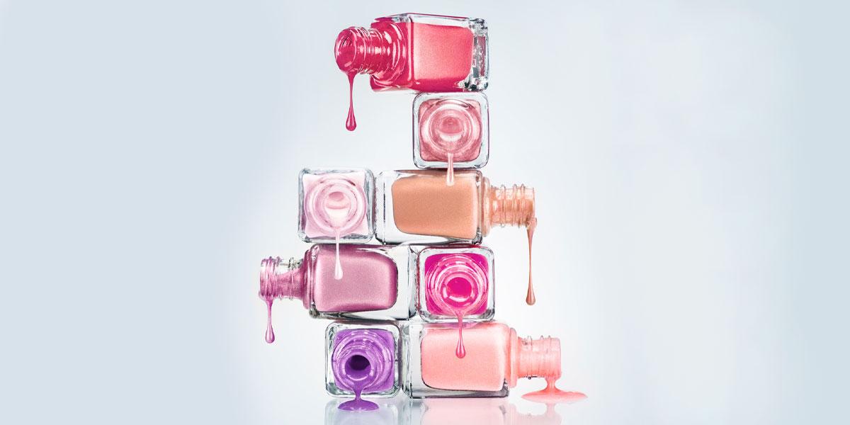 nagellacktrend pink