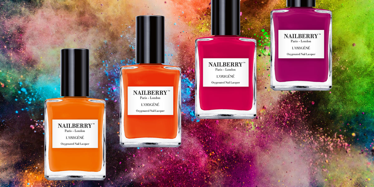 NAILBERRY Festival of Colour_2