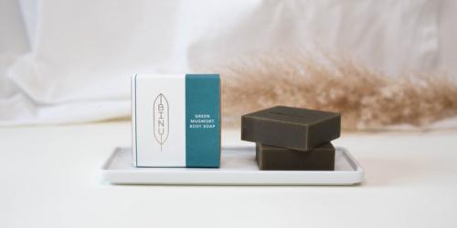 binu koerperseife body soap