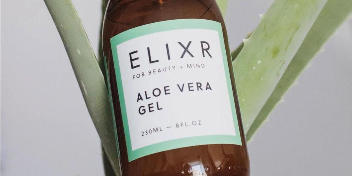 elixr aloe vera gel