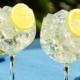 gordons gin lemon