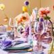 pastels dekoration tisch westwing