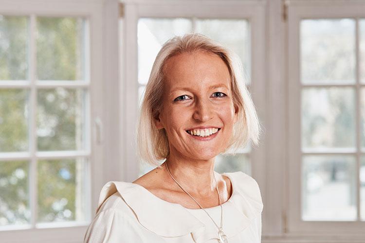 Porträt Martina Wiesenbauer, Fotograf Frank Baumhammel