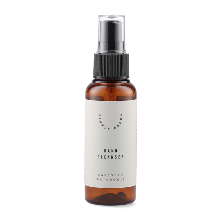 hand cleanser simple goods produkt