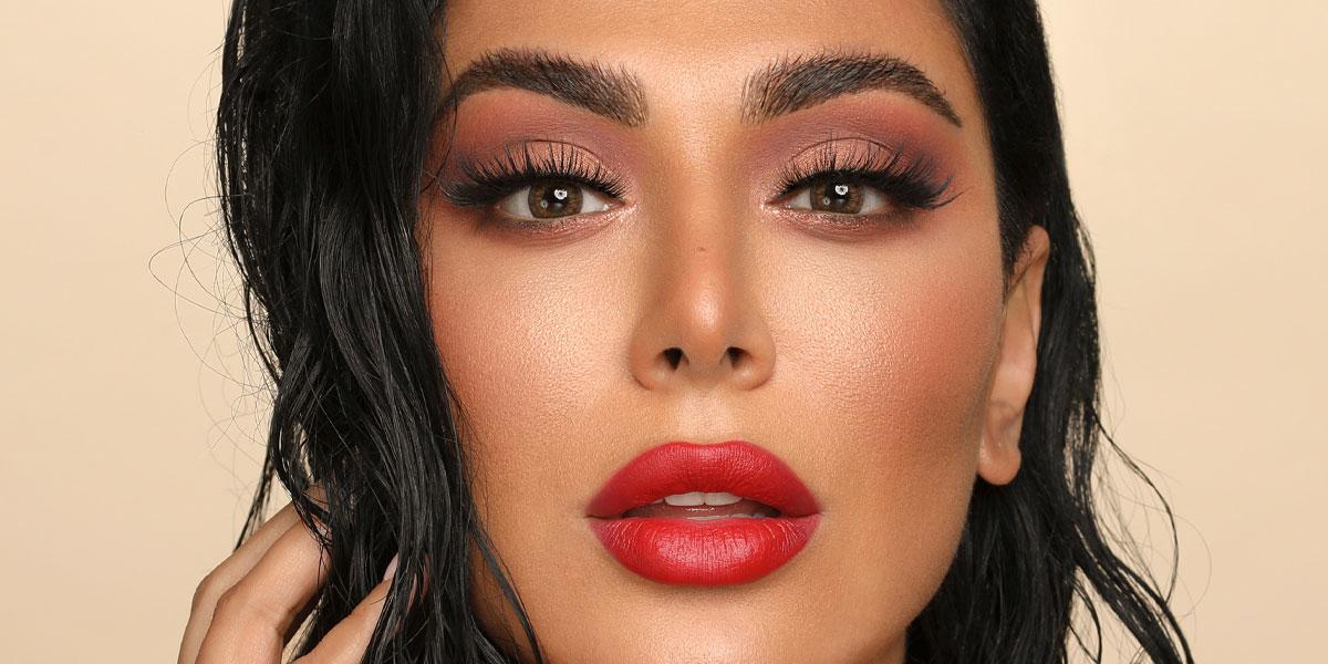 huda beauty make-up