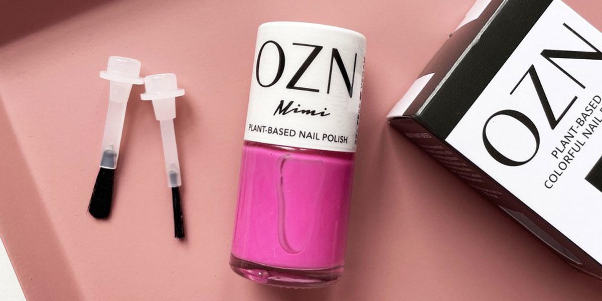 ozn nagellack pink