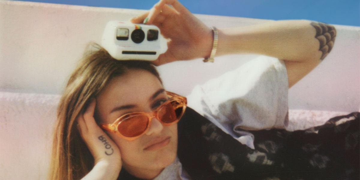 polaroid go sofortbildkamera