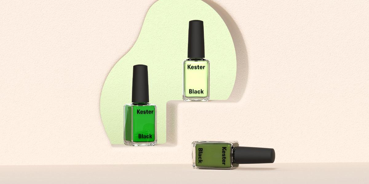 kester black green