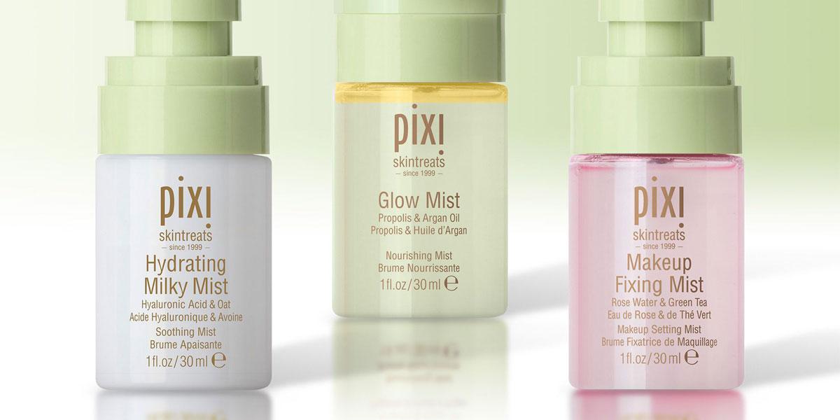 pixi glow mists mini