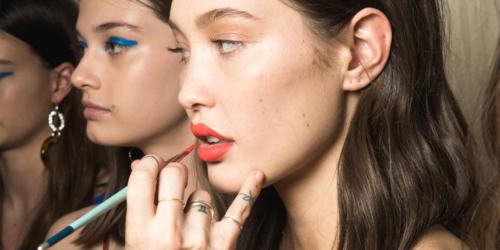 q-tip hack lippenstift