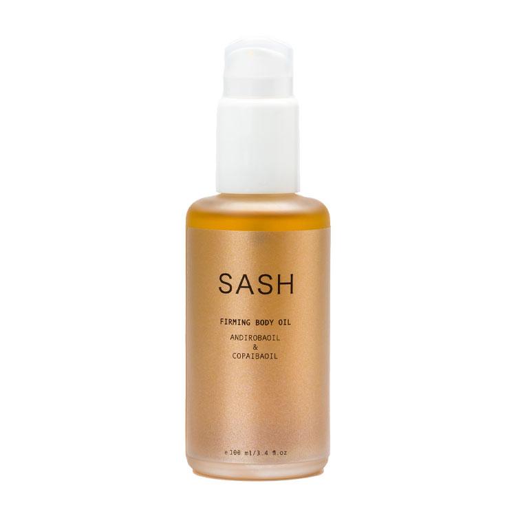sash firming body oil