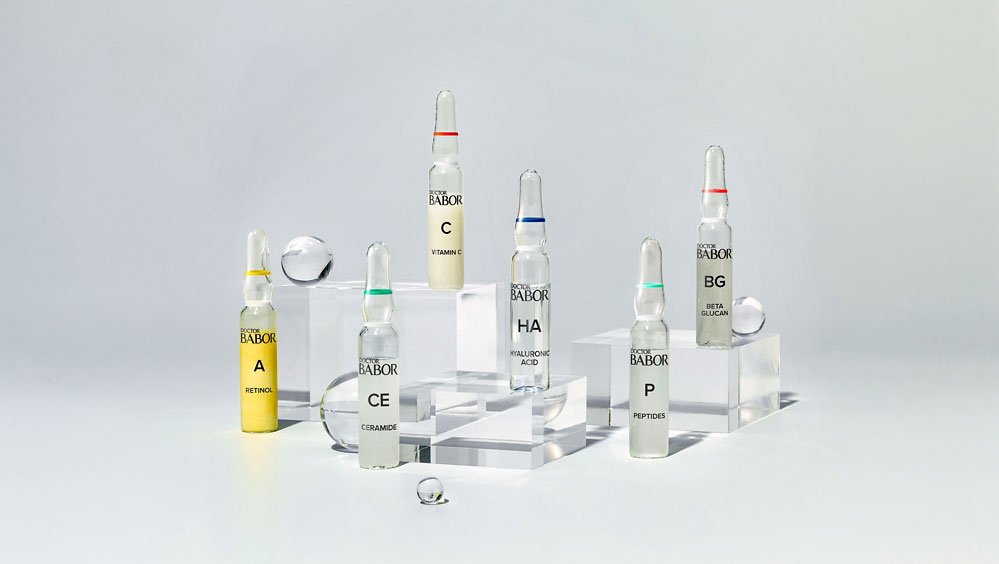 DOCTOR BABOR_Power Serum Ampoules_All Ampoules_Groupshot_1